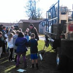 Hydro-Terra Teaches Soil Sampling Techniques at Manchester Elementary